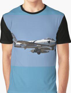 Sabre Flypast, Point Cook Airshow, Australia 2014 Graphic T-Shirt