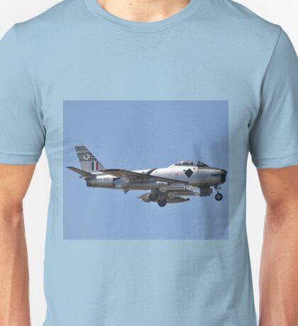 Sabre Flypast, Point Cook Airshow, Australia 2014 Unisex T-Shirt