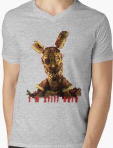 Springtrap Five Nights At Freddy's Mens V-Neck T-Shirt