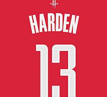 James Harden by ilRe
