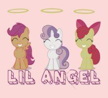 Lil Angel (full) One Piece - Long Sleeve