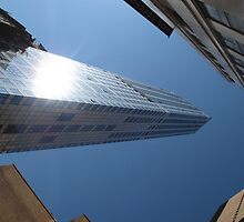 Looking up from Ground Zero by TedT