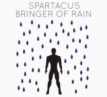 Spartacus: Bringer of Rain T-Shirt
