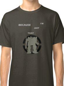 Awesome Shirt, thanks Classic T-Shirt