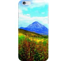 Mount Errigal iPhone Case iPhone Case/Skin