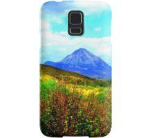 Mount Errigal iPhone Case Samsung Galaxy Case/Skin