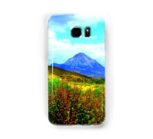 Mount Errigal iPhone Case Samsung Galaxy Case/Skin
