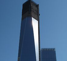 Freedom Tower (in construction) by TedT
