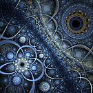 Cosmic Convergence by Scott Ferman