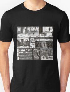 No Word Comic Unisex T-Shirt
