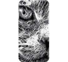 Wild nature - pussy #2 iPhone Case/Skin