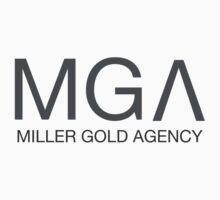Miller Gold Agency Kids Tee