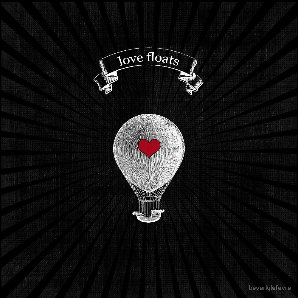 love floats by beverlylefevre