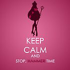 Keep Calm - Sailor Pluto Iphone Case 1 by SimplySM