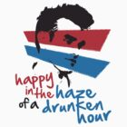 Morrissey Drunken Hour by Dave Welsh
