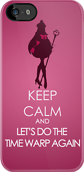 Keep Calm - Sailor Pluto Iphone Case 3 by SimplySM