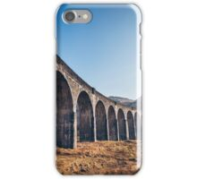 Glenfinnan Viaduct, Scotland iPhone Case/Skin