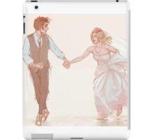 Ten/Rose Wedding iPad Case/Skin