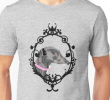 Tessa the Greyhound Unisex T-Shirt