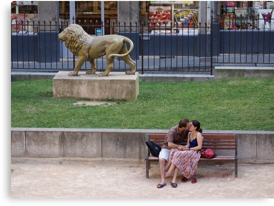 French Lovers by GrahamCSmith