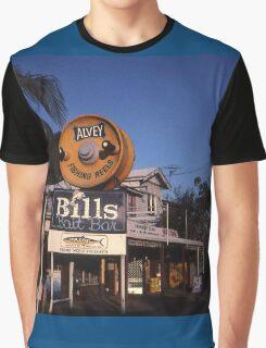 Big Reel, Maroochydore, Queensland, Australia 2000 Graphic T-Shirt