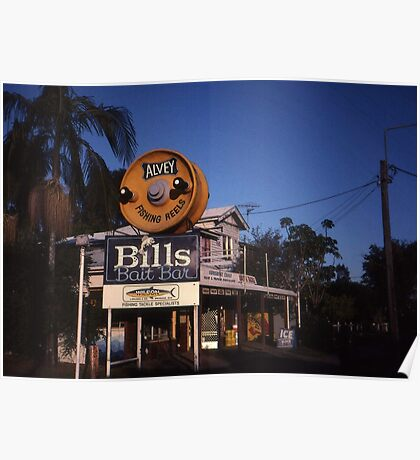 Big Reel, Maroochydore, Queensland, Australia 2000 Poster