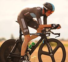 Christopher Froome by Eamon Fitzpatrick