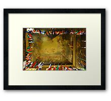 Lyon City Hall - Hotel de Ville - France Framed Print