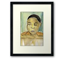 Boy Framed Print