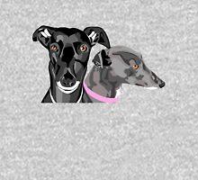 OMG Greyhounds Unisex T-Shirt
