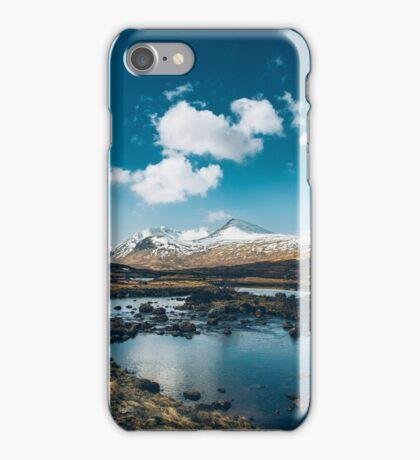 Bidean nam Bian, Highlands, Scotland iPhone Case/Skin