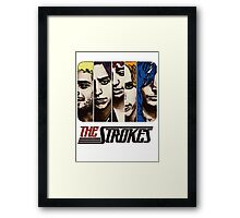 The Strokes Framed Print