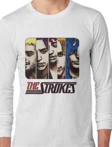 The Strokes Long Sleeve T-Shirt