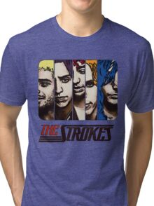 The Strokes Tri-blend T-Shirt