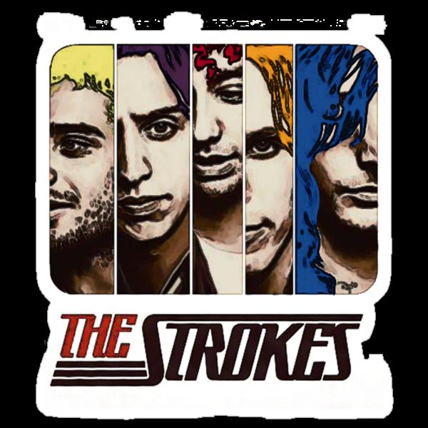The Strokes by Elliott Butler