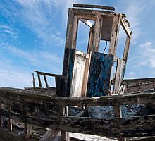 Blue Wreck by mikebov