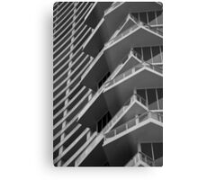 Rooms With Views Metal Print