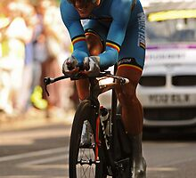 Philippe Gilbert by Eamon Fitzpatrick