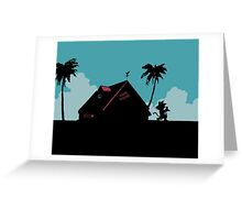Kame House Greeting Card