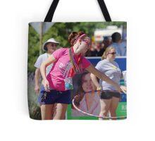 Planned Parenthood Hula Hoop Tote Bag