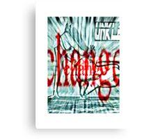 UNCKLE - Change  Canvas Print