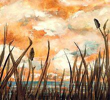 Lake View by STEVIE KRUEGER