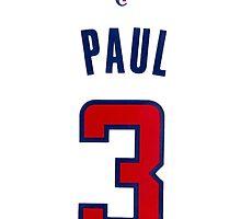 Chris Paul by ilRe