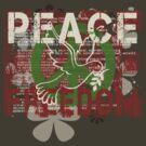 Peace by blackiguana