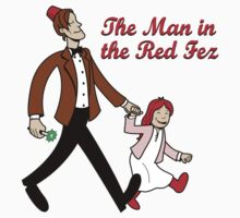 The Man In The Red Fez by DevilChimp