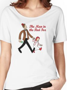 The Man In The Red Fez Women's Relaxed Fit T-Shirt