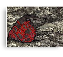 The Badger State Canvas Print