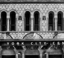 New York City Center. Sticker