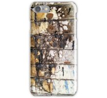 Burnt Bricks iPhone/iPod Case iPhone Case/Skin