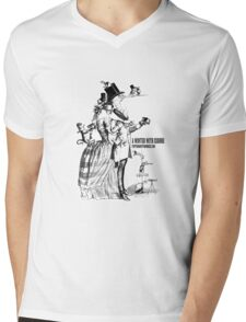 A Winter With Isidore Primrose T-Shirt Mens V-Neck T-Shirt